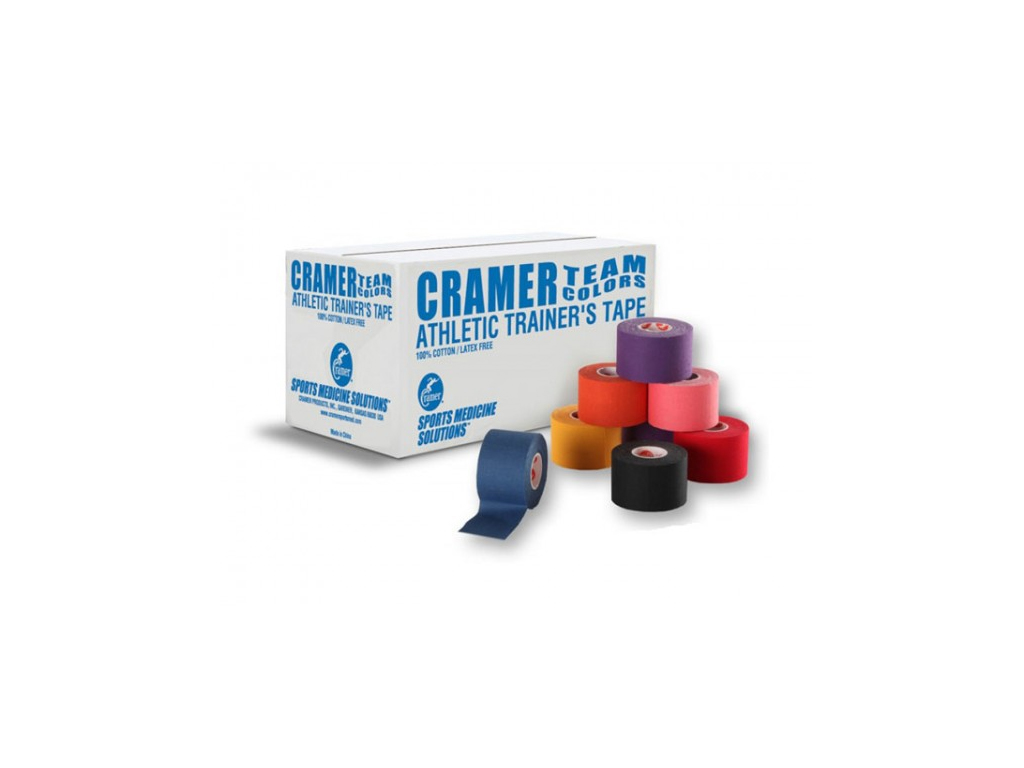 Cramer team color tape/Blue 3.8 cm X 9.14 m